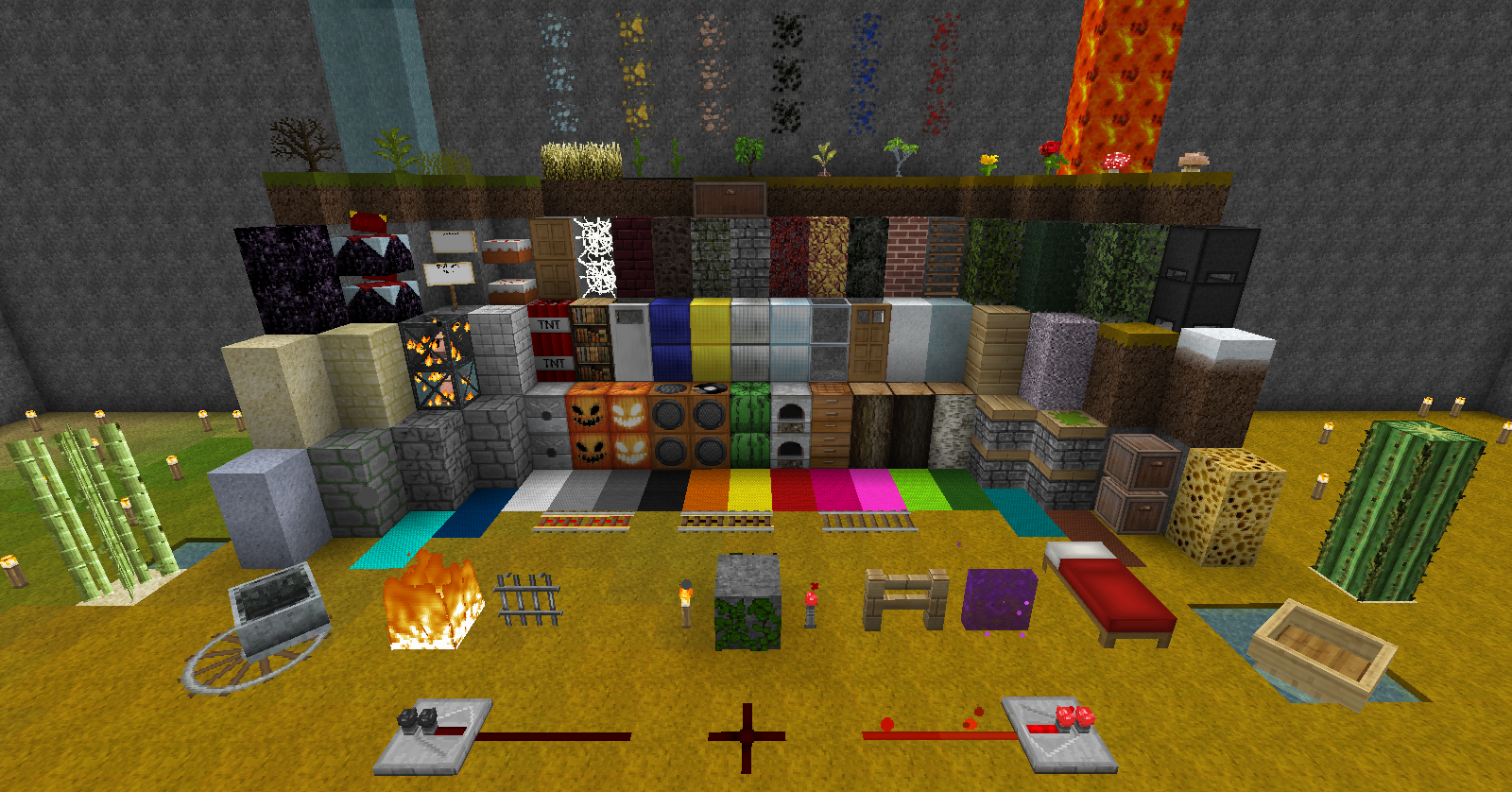 текстуры для minecraft 1 2 4: